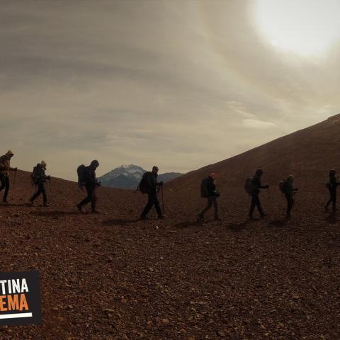Cerro Penitentes - Trekking y montañismo - ascenso a cumbre - Mendoza