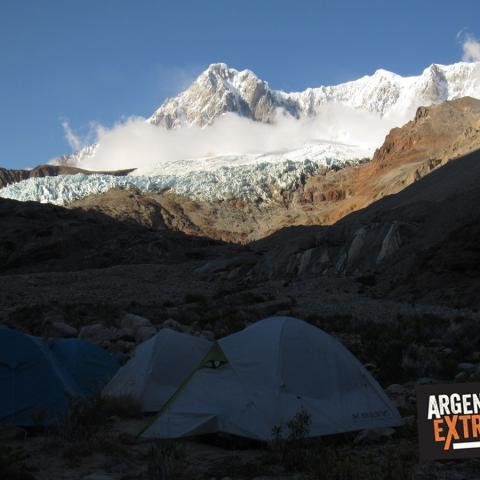 Trekking Monte San Lorenzo - Lago Pueyrredón a Lago Belgrano - Parque Nacional Perito Moreno - Santa Cruz