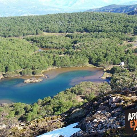 Trekking Refugios de El Bolsón - Cajón del Azul - Patagonia