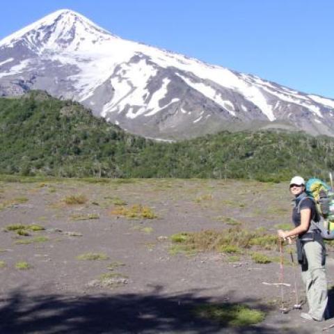 Trekking Vuelta al Volcán Lanin - Lago Paimún, Huchulafquen, Tromen - Parque Nacional Lanin