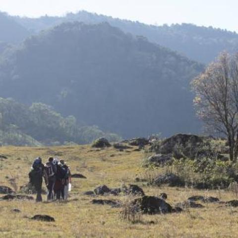 Trekking de las Yungas a los Valles Calchaquies - Metan, Rio Juramento, Dique Cabra Corral, Salta