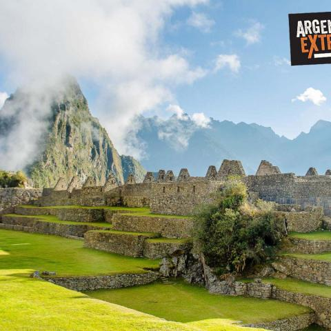 The great trek to the Inca city, by a different route + archaeological excursions