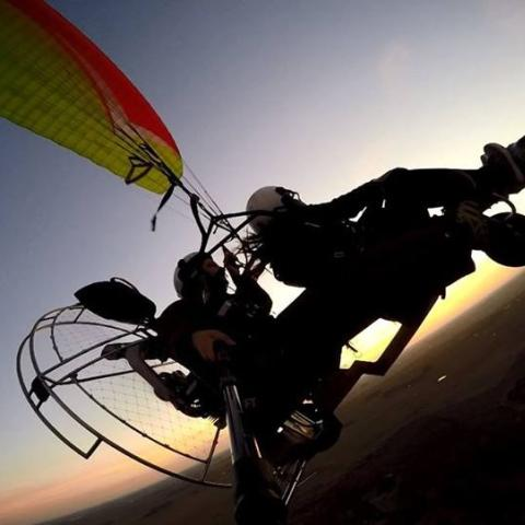 Reach the sky on a Paratrike, Live the adventure of flying