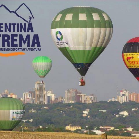 Vuelo en globo para 2 personas - Buenos Aires