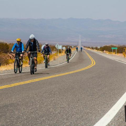Vuelta a los Valles Calchaquies - Ruta 40 - Mountain bike - Salta