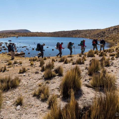 Trekking Tour of the Nevado de Chañi (5896 masl) - Jujuy - Argentina