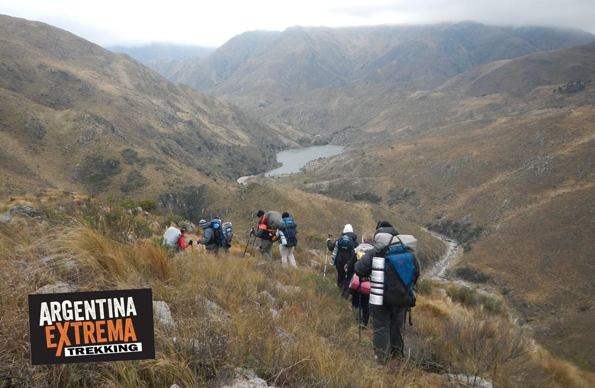 iniciacion al trekking de los cocos a capilla del monte cordoba 304