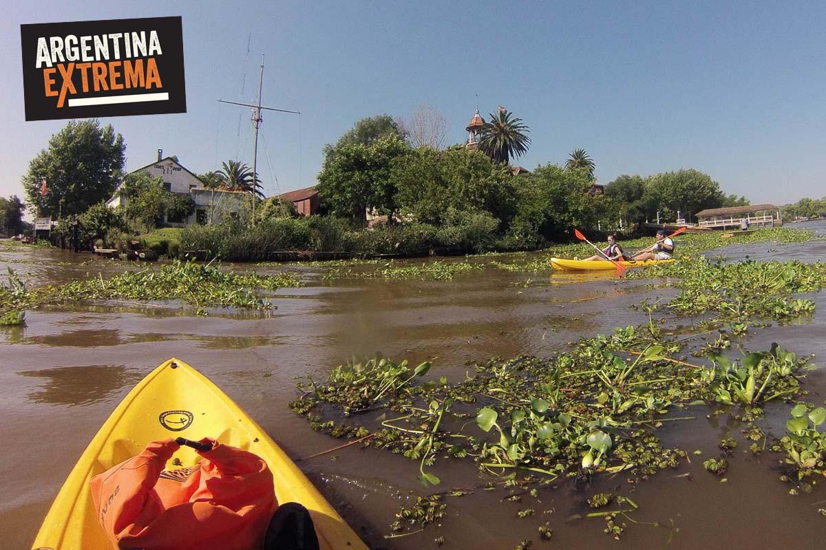 kayak travesia delta tigre aventura deportes extremos 06