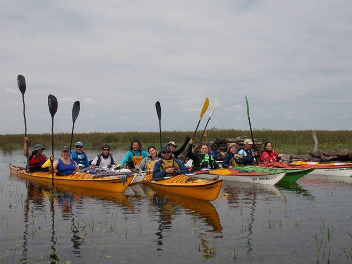 kayaking de travesia por los esteros del ibera286