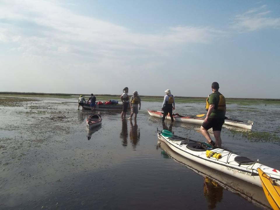 kayaking de travesia por los esteros del ibera623