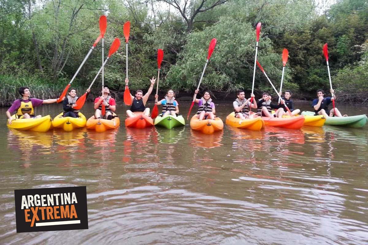 kayaking trekking delta tigre 01