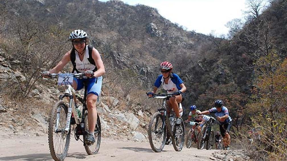 mountain bike en las sierras chicas cordoba