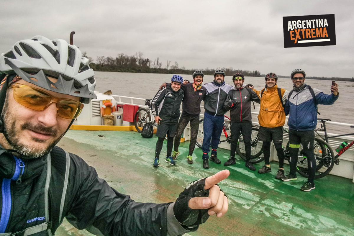 mtb otamendi delta cicloturismo