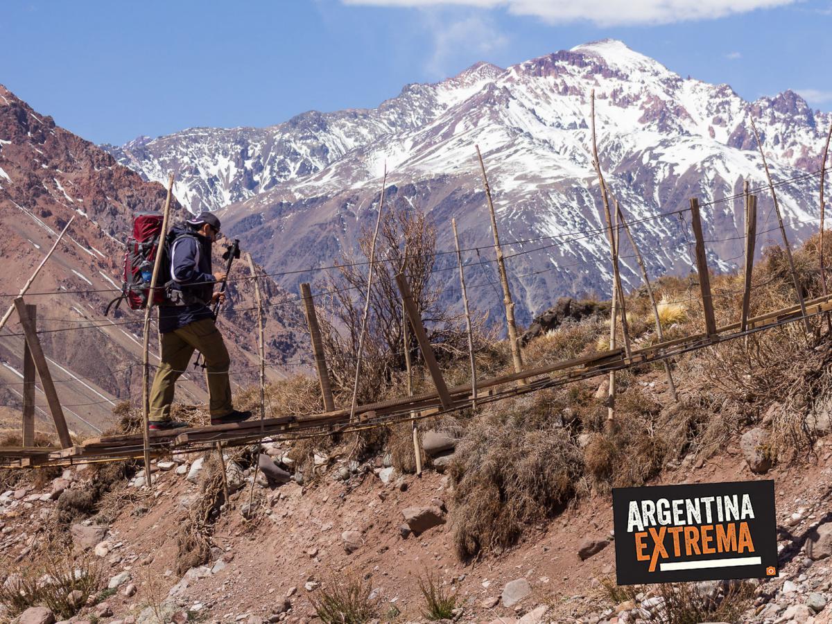 penitentes trekking ascenso mendoza argentina extrema 1