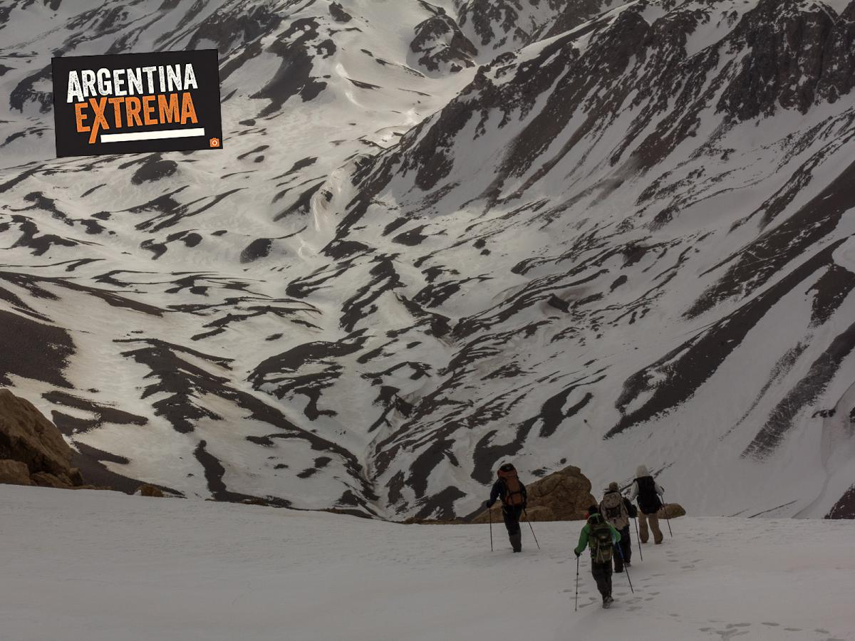 penitentes trekking ascenso mendoza argentina extrema 4