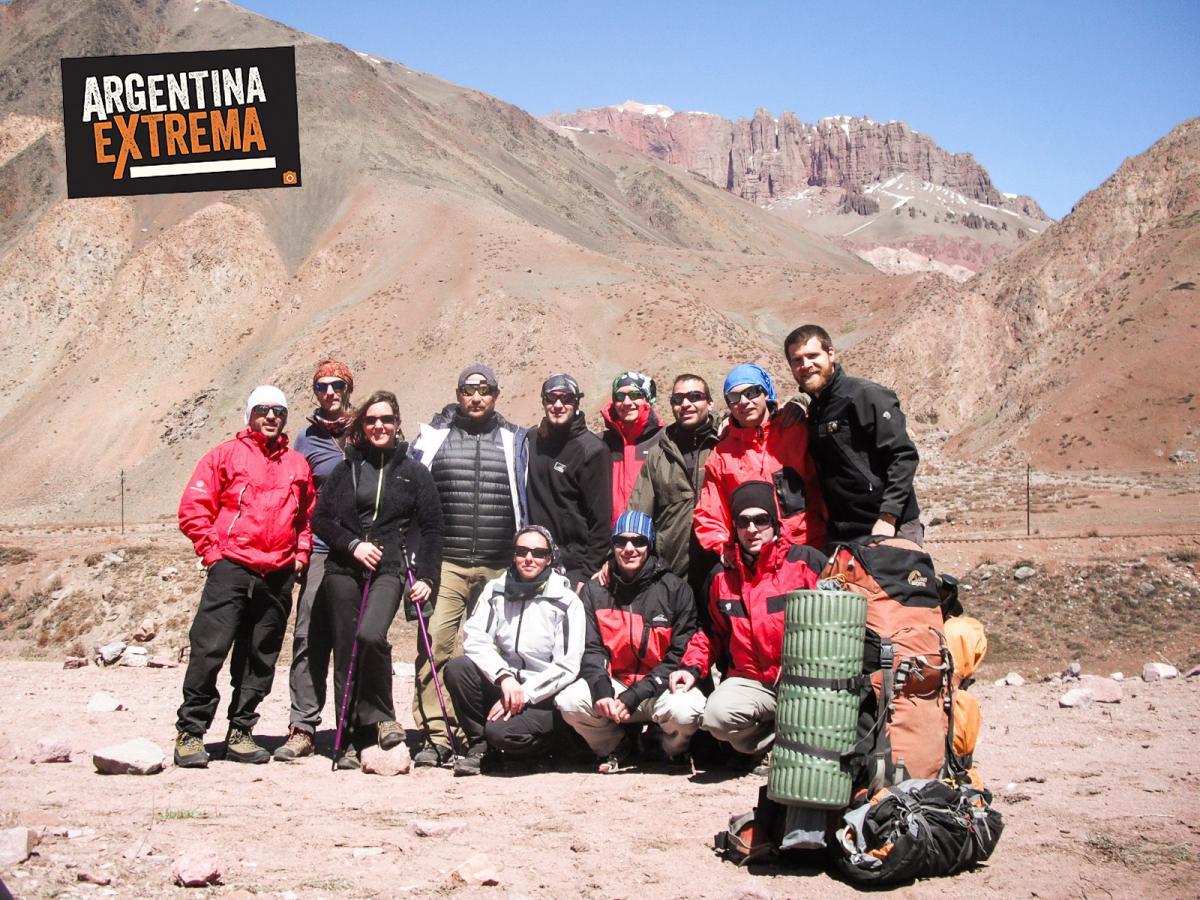 penitentes trekking ascenso mendoza argentina extrema 5