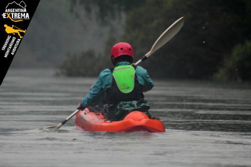 raid nautico kayaking bajada del arroyo yaboti