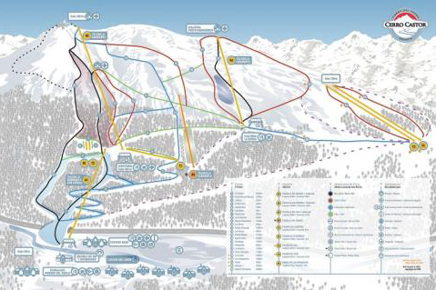 ski snowboard week grupal cerro castor aex 1