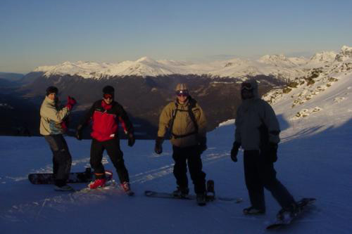ski snowboard week grupal cerro castor aex 3