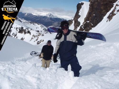 ski snowboard week grupal cerro castor aex 9
