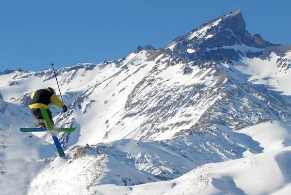 ski snowboard week las lenas grupal amigos familias682