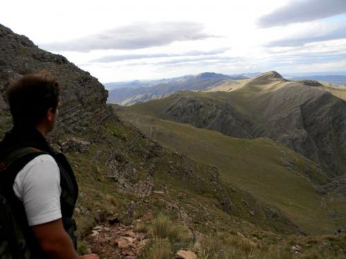 sport club cruce de los andes ventania trail running100