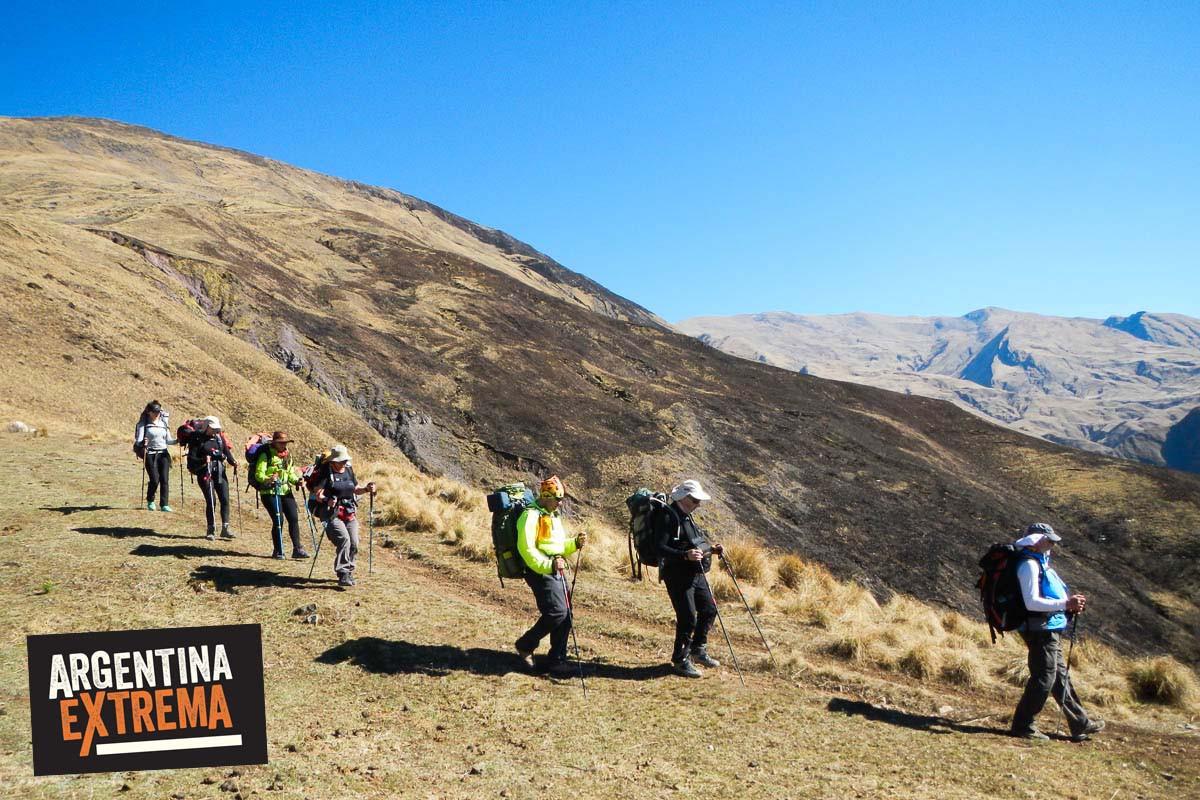 trekking a las nubes camino del inca qhapaq nan salta vacaciones de invierno 002