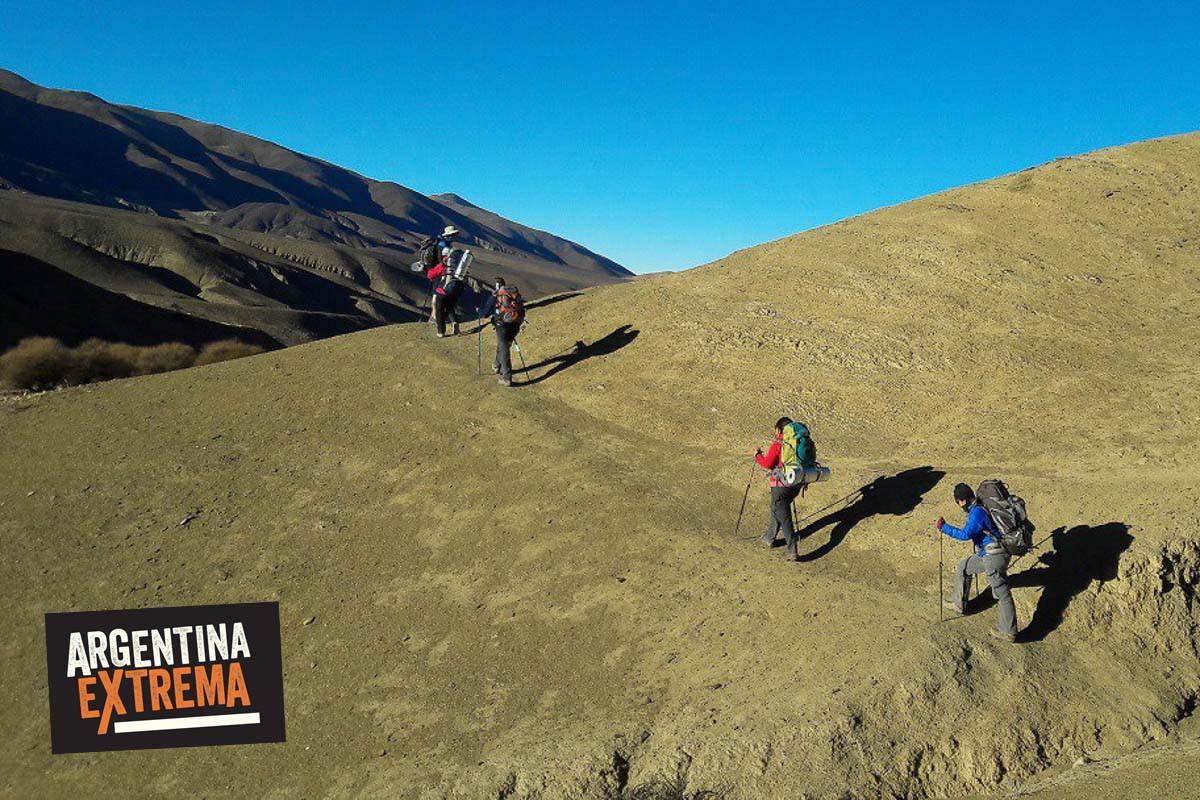 trekking a las nubes camino del inca qhapaq nan salta vacaciones de invierno 009