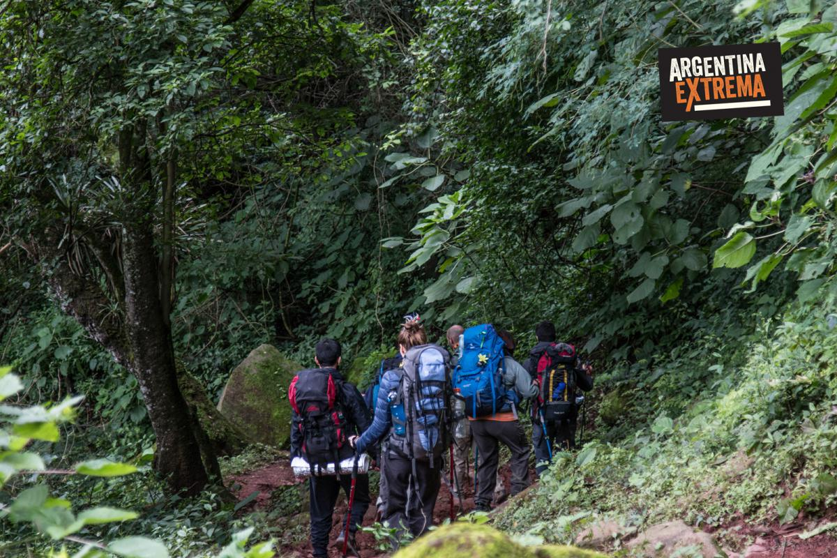 trekking calilegua tilcara  850