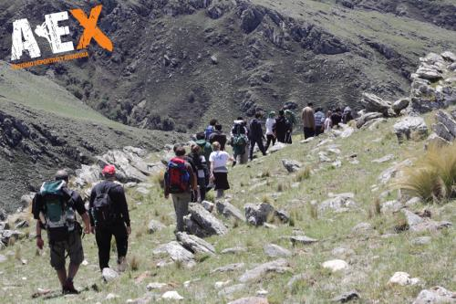 trekking cerro aspero pueblo escondido 11