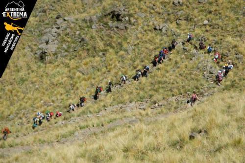 trekking cerro aspero pueblo escondido 3