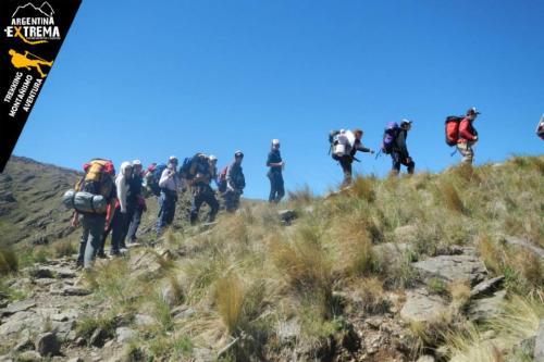 trekking cerro aspero pueblo escondido 5