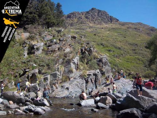 trekking cerro aspero pueblo escondido 6