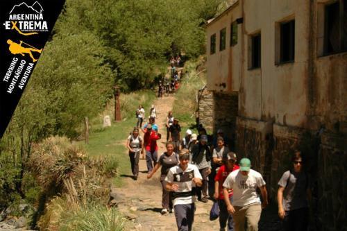 trekking cerro aspero pueblo escondido 8