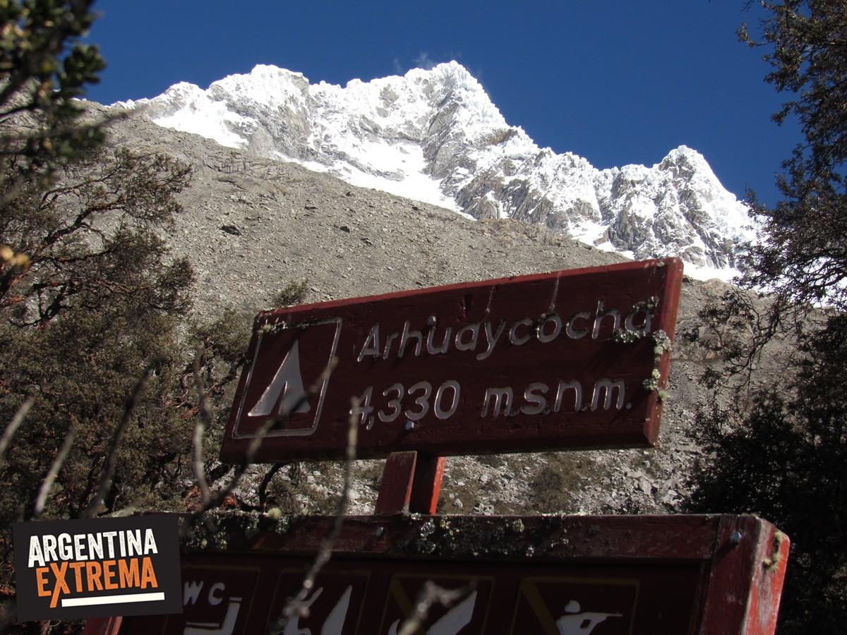 trekking cordillera blanca peru llanganuco santa cruz 433