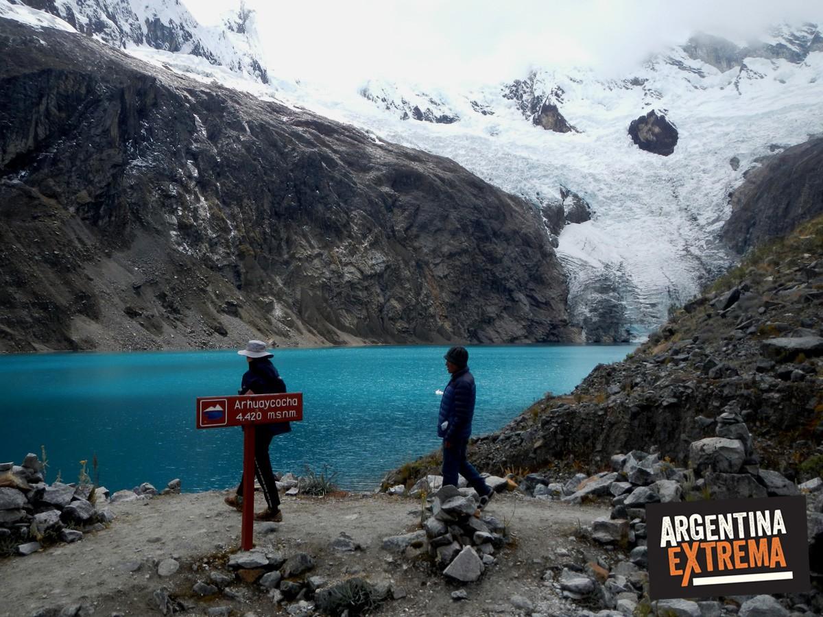 trekking cordillera blanca peru llanganuco santa cruz 462