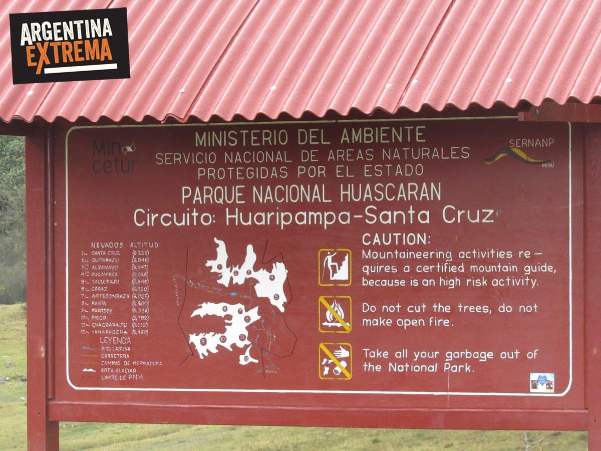 trekking cordillera blanca peru llanganuco santa cruz 477