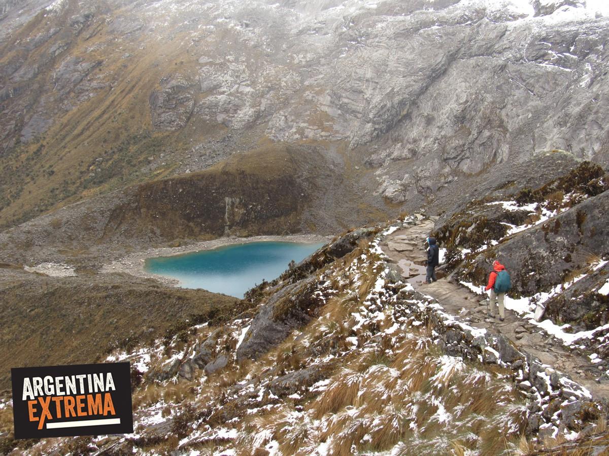 trekking cordillera blanca peru llanganuco santa cruz 511