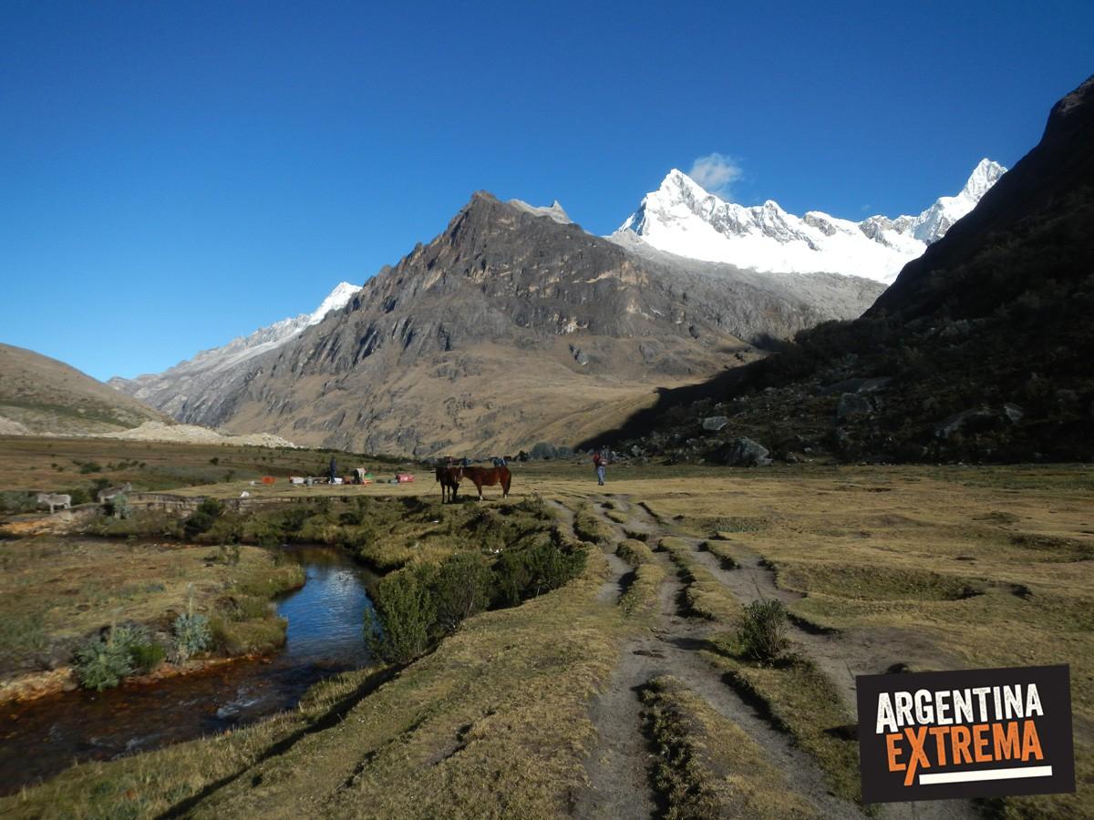 trekking cordillera blanca peru llanganuco santa cruz 591
