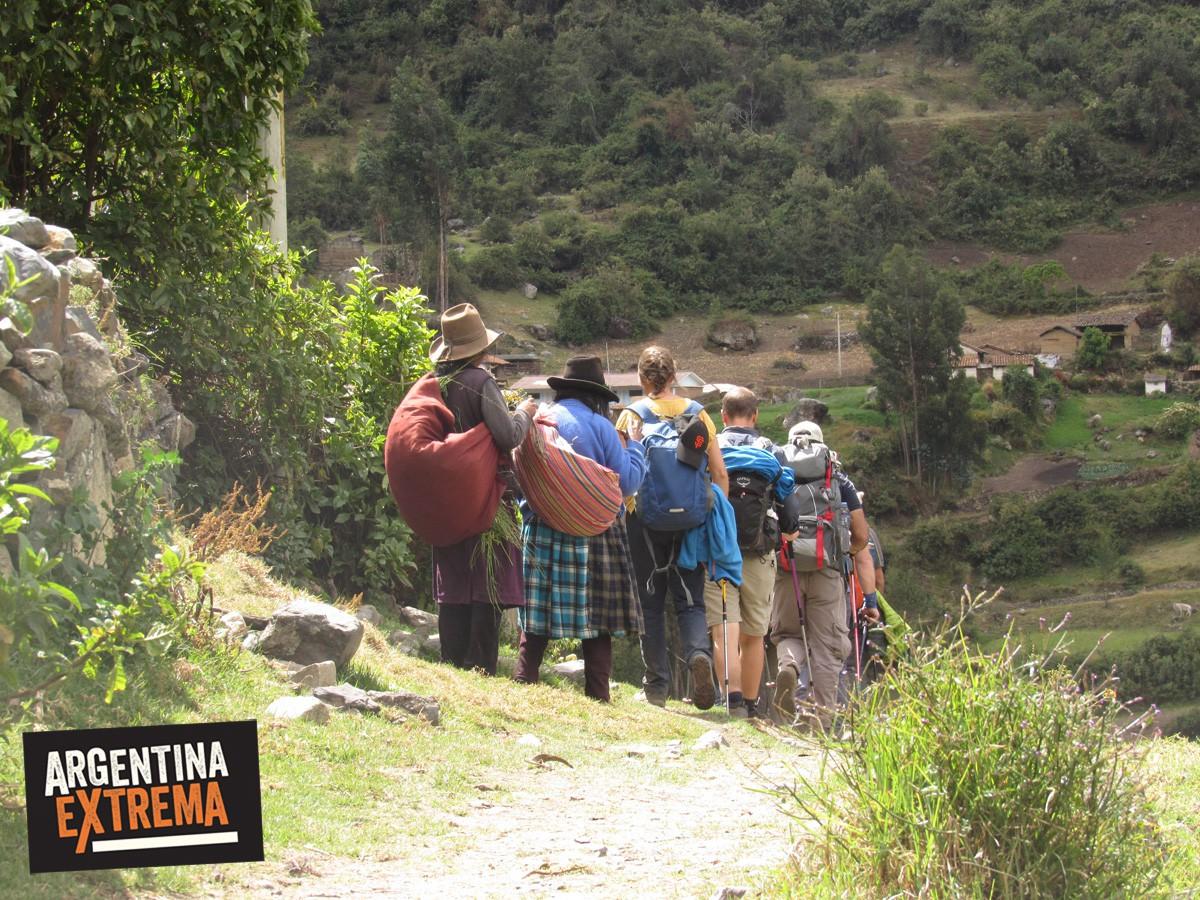 trekking cordillera blanca peru llanganuco santa cruz 603