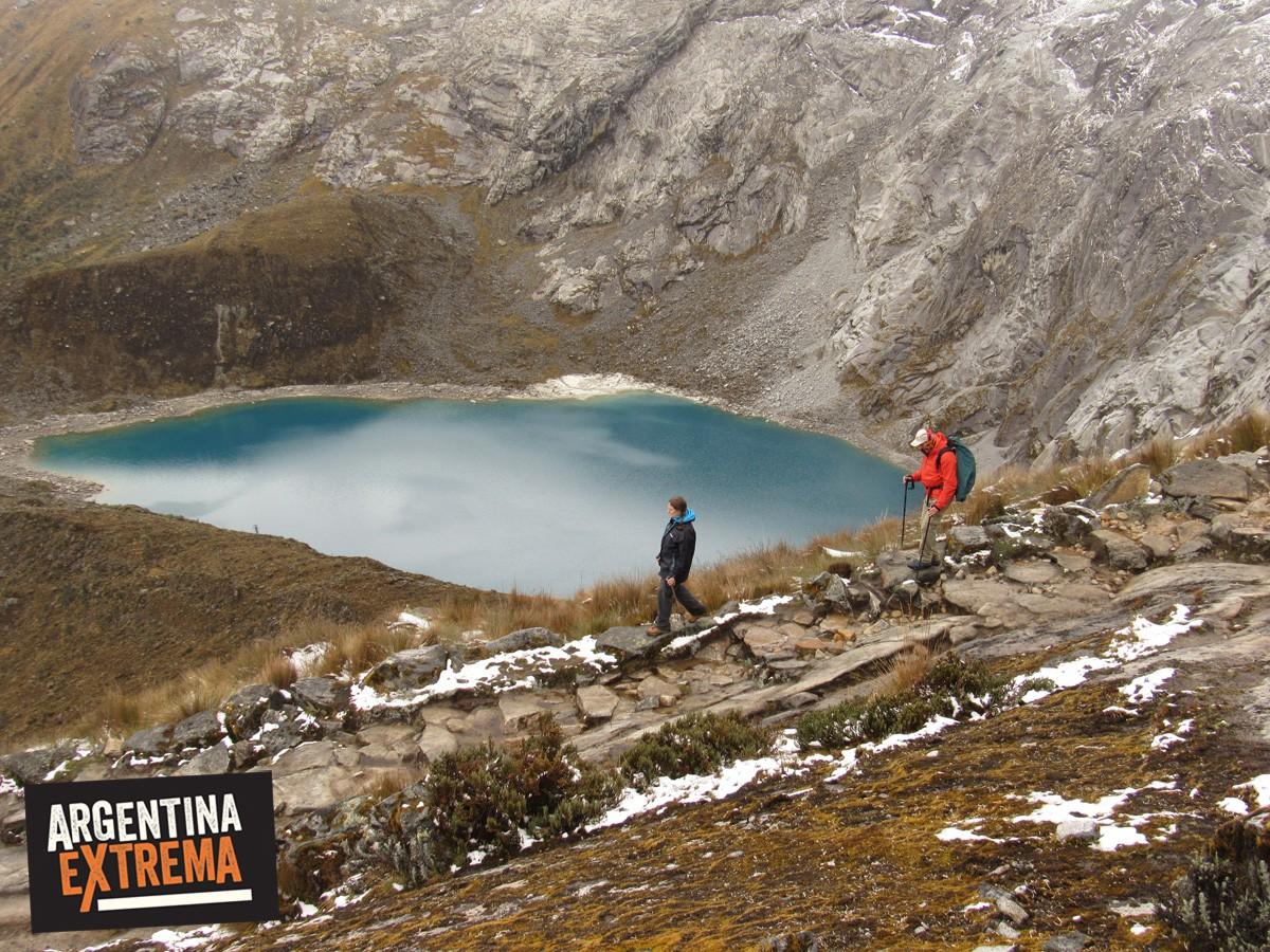 trekking cordillera blanca peru llanganuco santa cruz 626
