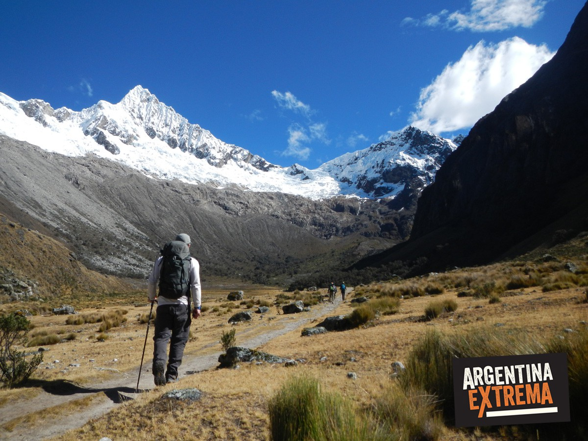 trekking cordillera blanca peru llanganuco santa cruz 674