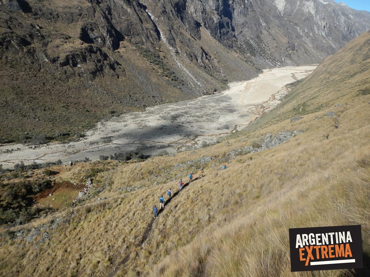 trekking cordillera blanca peru llanganuco santa cruz 699