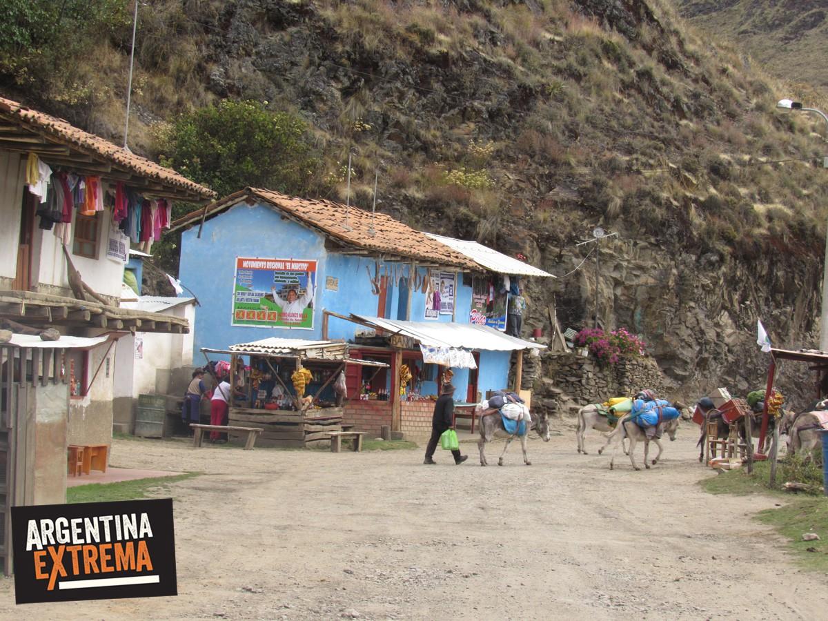 trekking cordillera blanca peru llanganuco santa cruz 885
