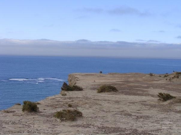 trekking costero a punta ninfas puerto madryn174