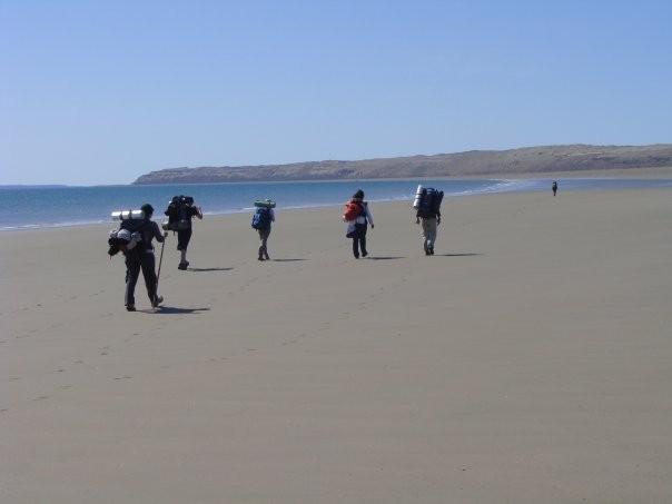 trekking costero a punta ninfas puerto madryn917