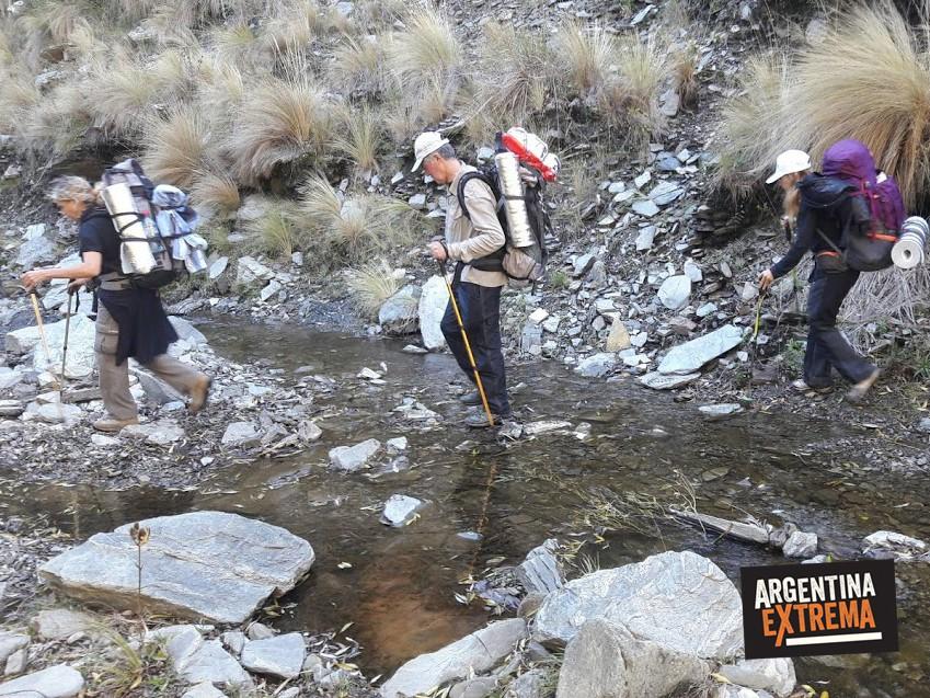trekking el camino del oro 510