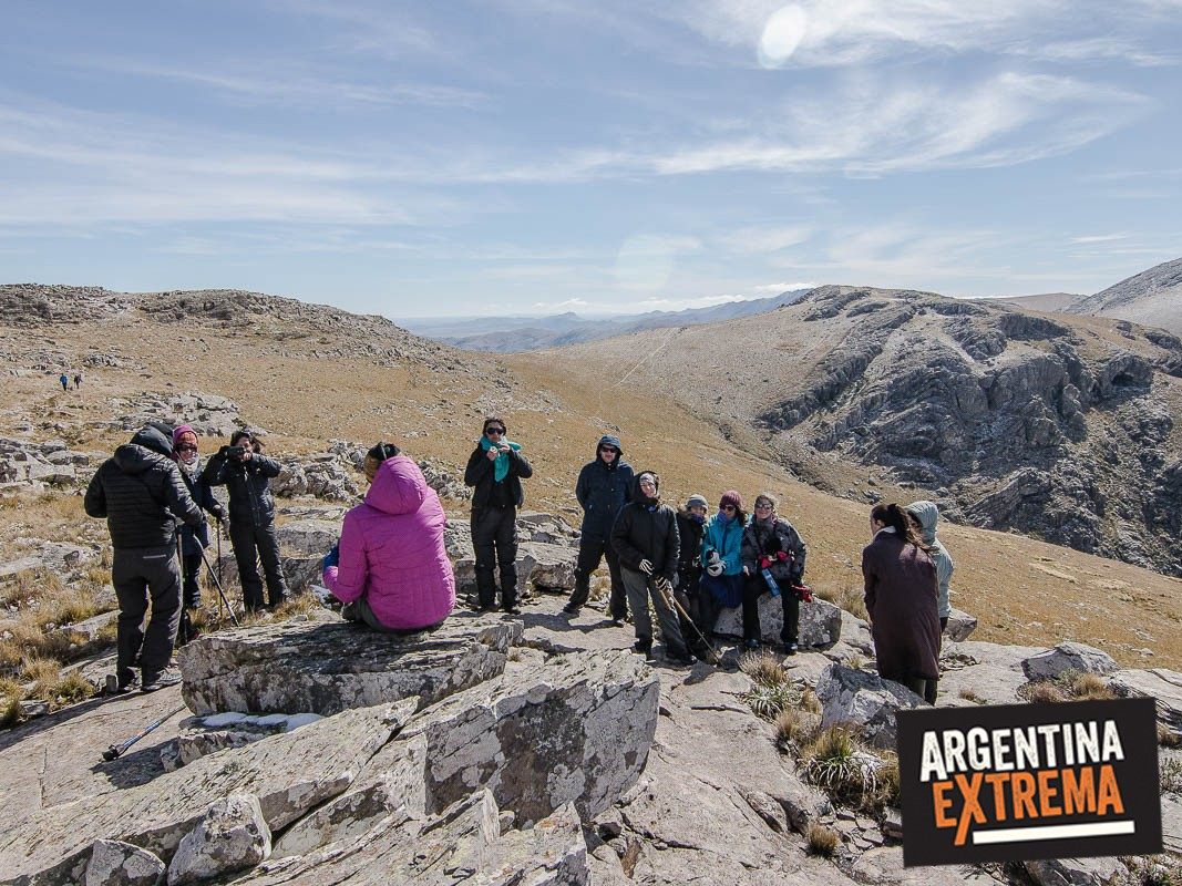 trekking montana del mes sierra de la ventana 202