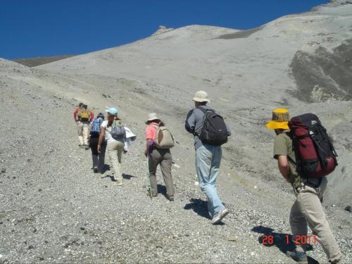 trekking multiaventura en caviahue 06