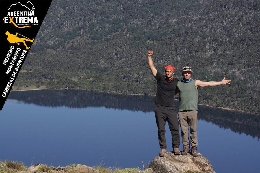 trekking orquinco quillen pn lanin tramos 4 5 6 y 7 de huella andina290